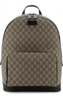 Текстильный рюкзак GG Supreme Gucci