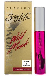 "Духи ""Wild Musk"" № 7 SEXY LIFE"