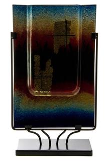 Эксклюзивная авторская ваза lad glass