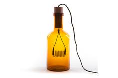 """Настольная лампа """"Bouche Amber"""" Seletti"""
