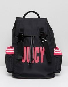 Нейлоновый рюкзак с логотипом Juicy By Juicy Couture - Мульти