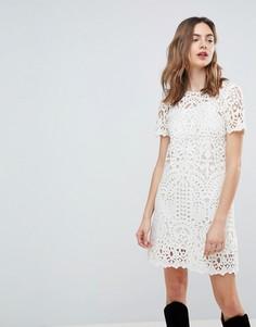 Кружевное платье Deby Debo - Белый