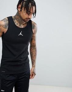Черная майка Nike Jordan Jumpman 861494-010 - Черный