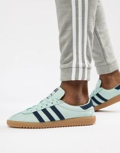 Зеленые кроссовки adidas Originals Bermuda CQ2783 - Зеленый
