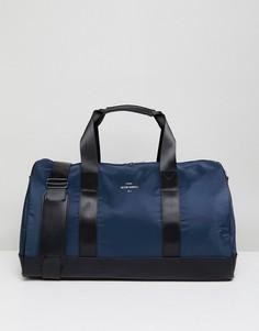 Нейлоновая сумка Peter Werth Nason - Синий