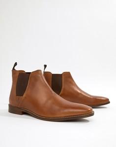 Светло-коричневые ботинки челси Red Tape Tapton - Рыжий