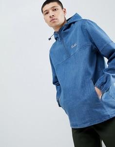 Синяя джинсовая куртка Primitive Endeavor - Синий