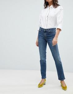 Прямые джинсы Vero Moda - Синий
