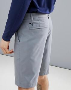 Серые шорты Puma Golf Pounce 57232414 - Серый