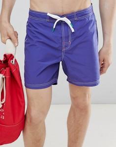 Синие шорты для плавания United Colors of Benetton - Синий