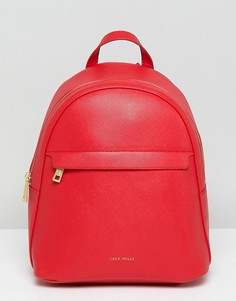 Мини-рюкзак из искусственной кожи Jack Wills - Красный