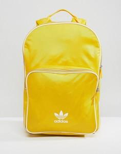 Рюкзак горчичного цвета adidas Originals - Желтый