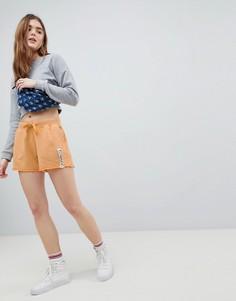 Шорты с логотипом Tommy Jeans - Желтый