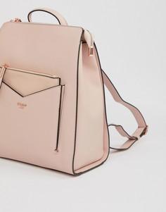 Розовый рюкзак со съемным кошельком Dune - Розовый