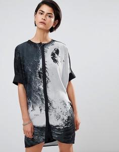 Платье-рубашка Religion Amore - Мульти