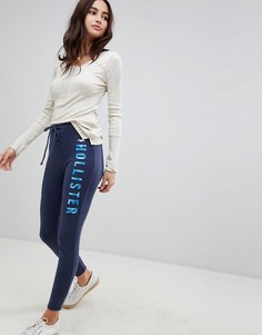 Спортивные брюки скинни Hollister - Серый