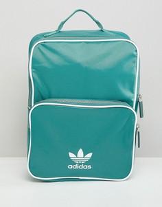 Бирюзовый рюкзак adidas Originals - Зеленый