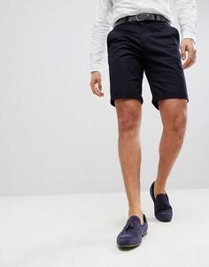 Черные облегающие шорты чиносы Solid - Черный
