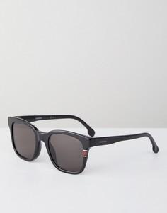 Черные квадратные солнцезащитные очки Carrera - Черный