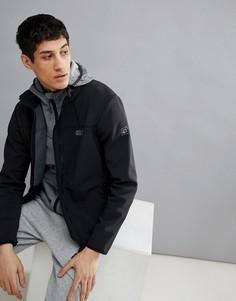 Черная куртка Jack Wolfskin Essential - Черный