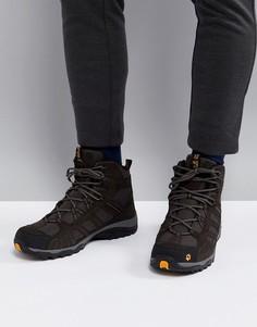 Серые походные ботинки Jack Wolfskin - Серый