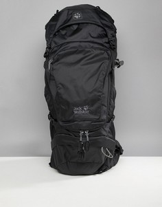Черный рюкзак Jack Wolfskin Orbit 26 - Черный