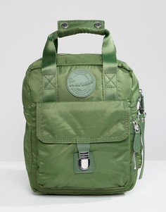 Маленький зеленый рюкзак Dr.Martens - Зеленый
