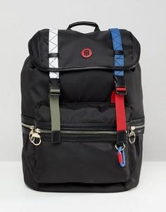 Рюкзак Tommy Hilfiger Safari - Черный
