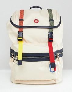 Рюкзак Tommy Hilfiger Safari - Кремовый