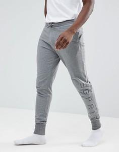 Серые джоггеры для дома Esprit - Серый