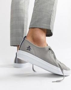 Серые кроссовки Original Penguin Faze - Серый