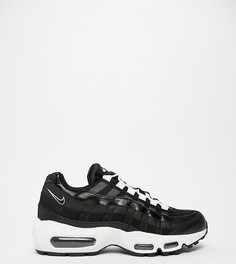Чернык кроссовки Nike Air Max 95 - Черный