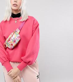 Эксклюзивная сумка-кошелек на пояс с цветочным принтом Mi-Pac - Мульти