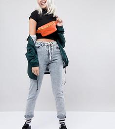 Эксклюзивная оранжевая сумка-кошелек на пояс Mi-Pac - Оранжевый
