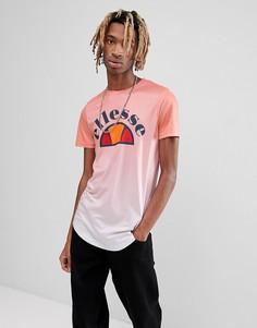 Розовая футболка ellesse - Розовый