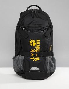 Черный рюкзак Jack Wolfskin Velocity 12 - Черный