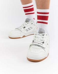 Белые низкие кроссовки Champion 3 On 3 - Белый