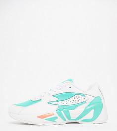 Туфли мятного цвета Fila Mind Blower - Зеленый