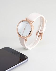 Гибридные смарт-часы со светло-бежевым кожаным ремешком Misfit MIS5024 - Бежевый