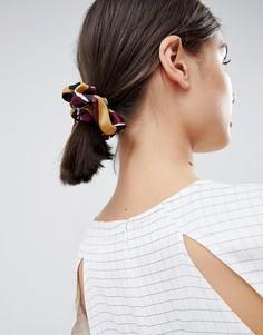 Резинка для волос с принтом ASOS DESIGN - Мульти