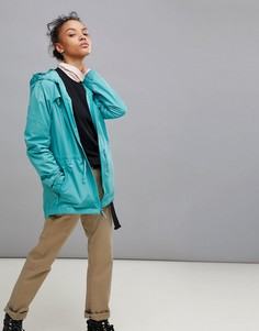 Голубая куртка с капюшоном Patagonia Merriweather - Синий