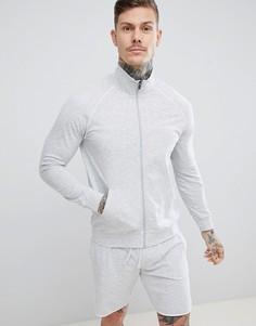 Куртка на молнии BOSS - Серый