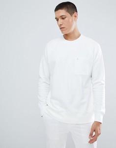 Белый свитшот FoR - Белый
