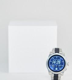 Смарт-часы Michael Kors Access MKT5037 Grayson - 47 мм - Серебряный