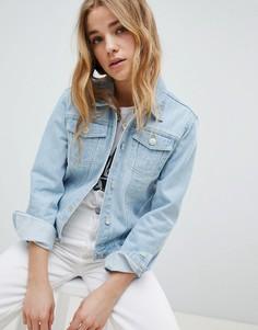 Джинсовая куртка Miss Selfridge - Синий