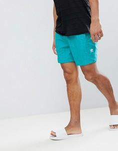 Синие шорты adidas Skateboarding Resort CE1821 - Синий