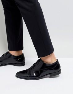 Блестящие туфли дерби KG By Kurt Geiger Rayleigh - Черный