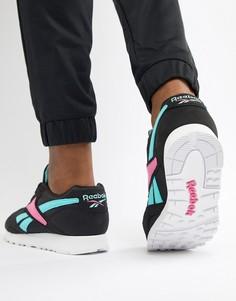 Черные кроссовки Reebok Rapide OG CN6003 - Черный