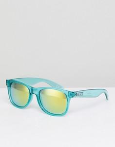 Синие солнцезащитные очки Vans Spicoli 4 V00LC0HIX - Синий