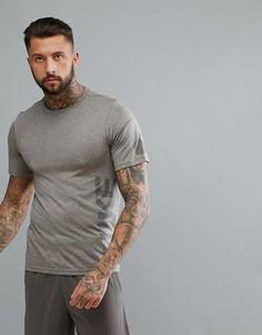 Коричневая футболка Nike Training 889629-206 - Светло-бежевый